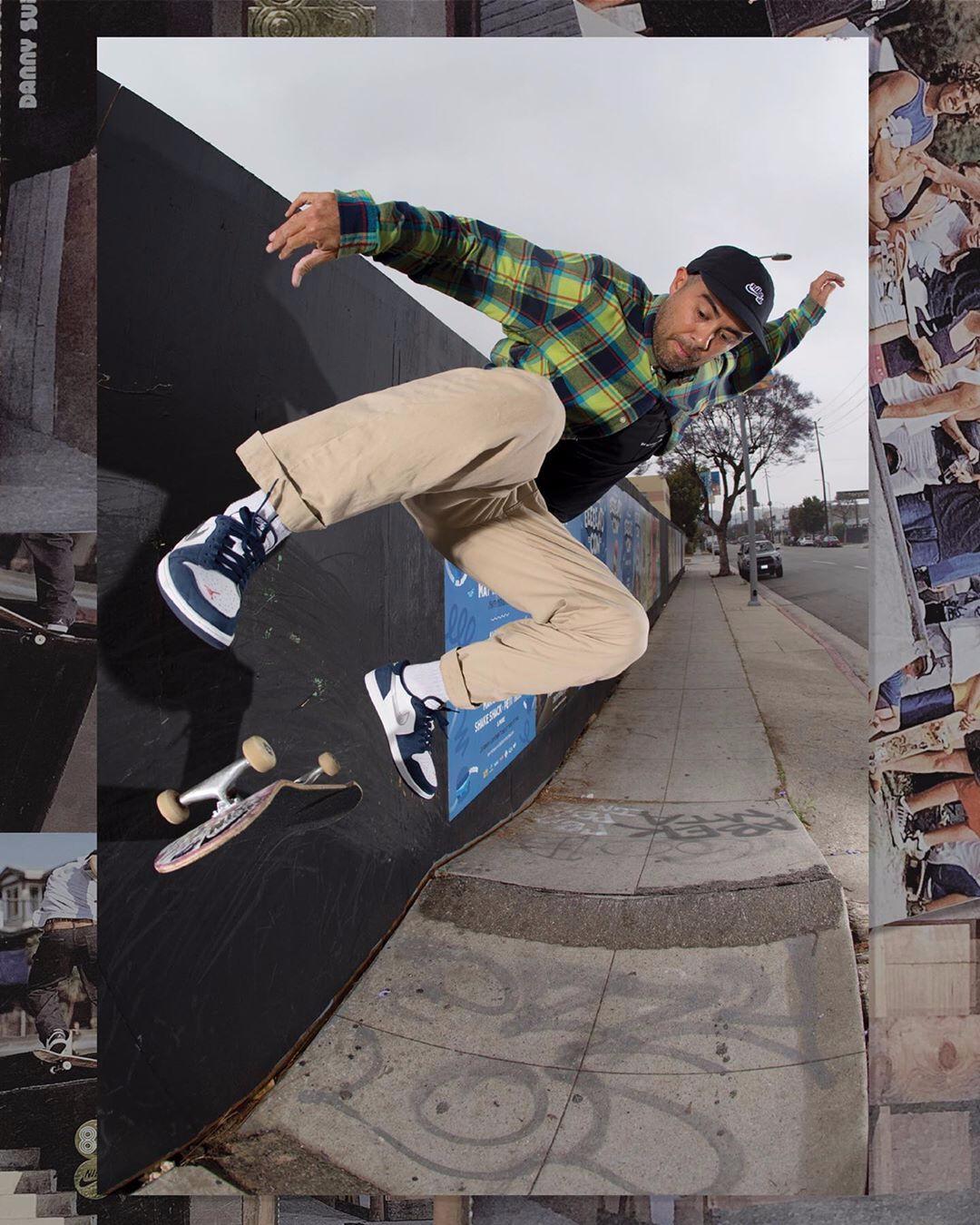 Eric Coston Nike Dunk