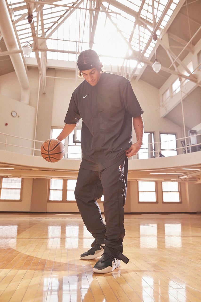 Fear of God Nike NBA
