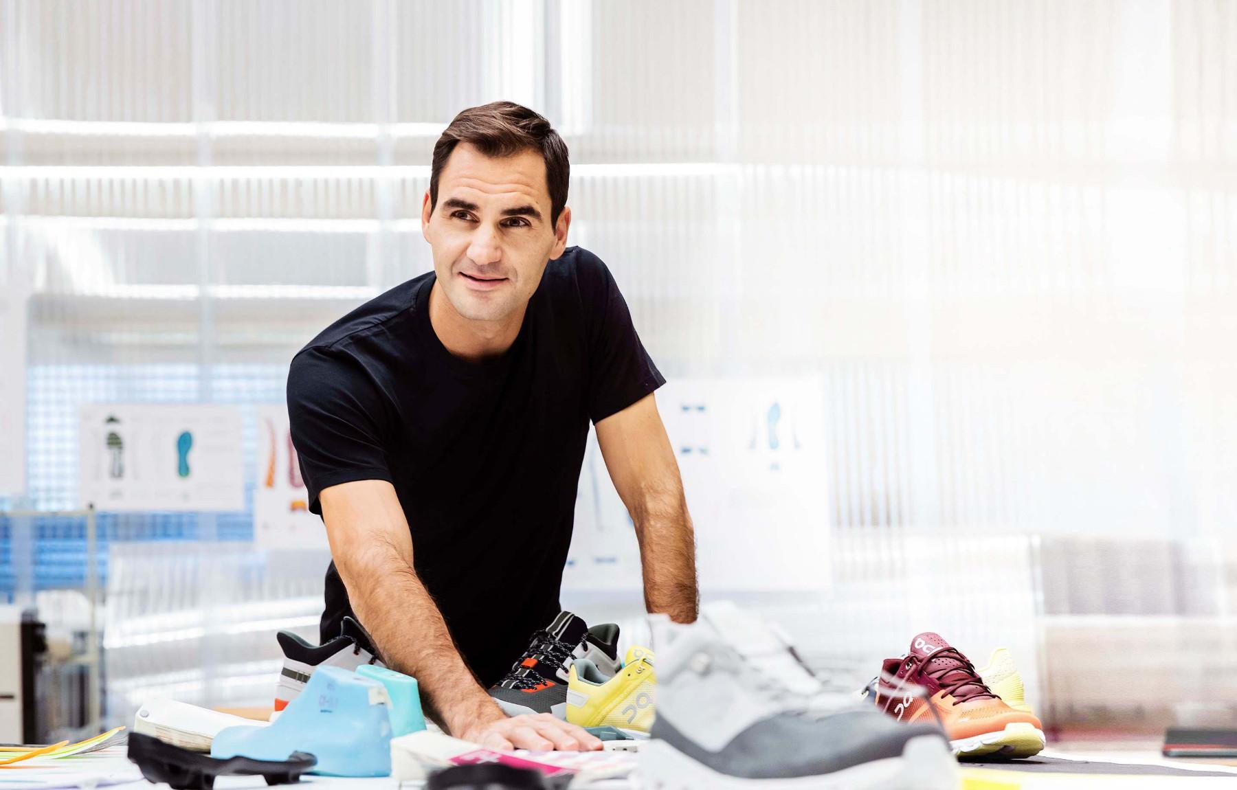 Federer On Running sneakers