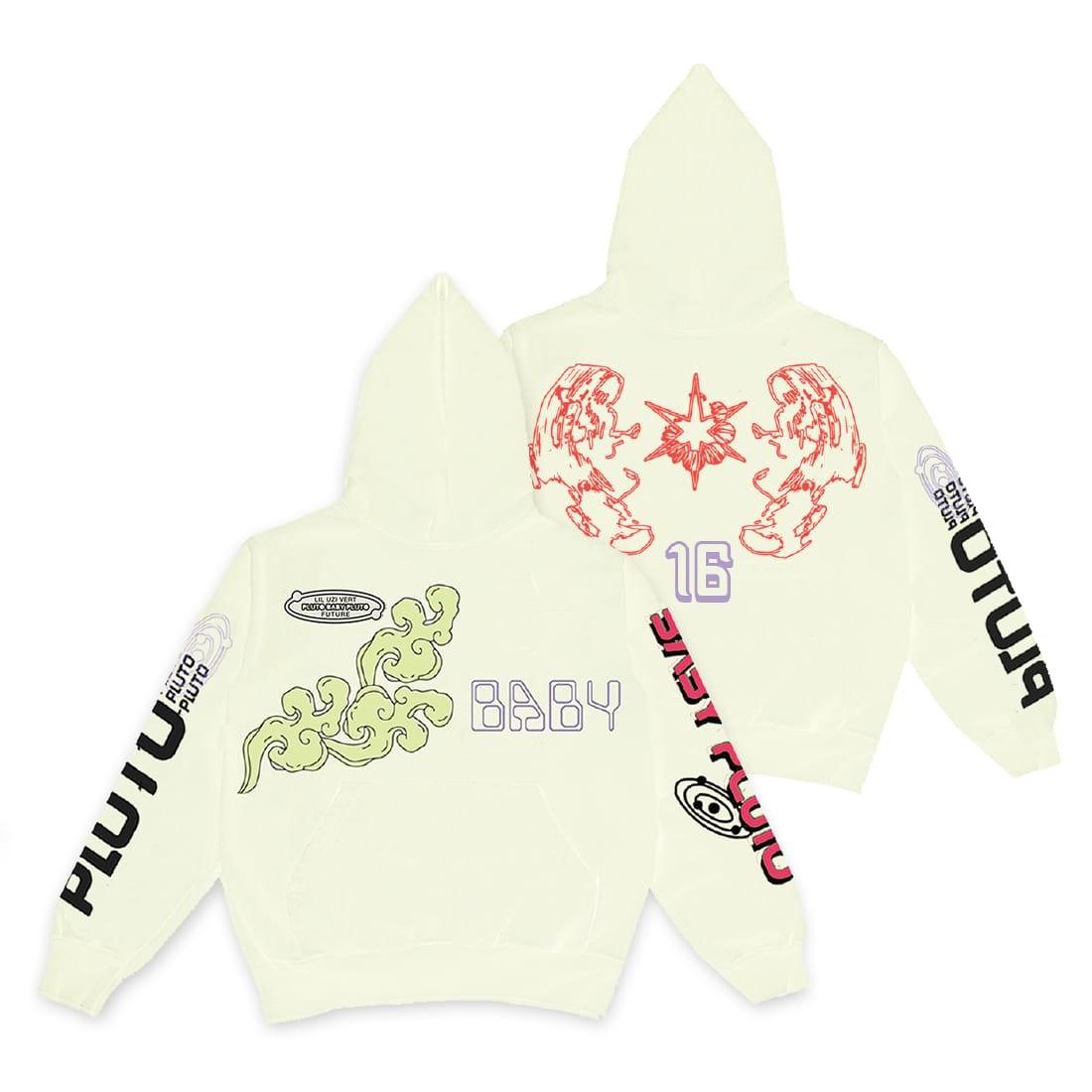 Future Lil Uzi Vert merchandising