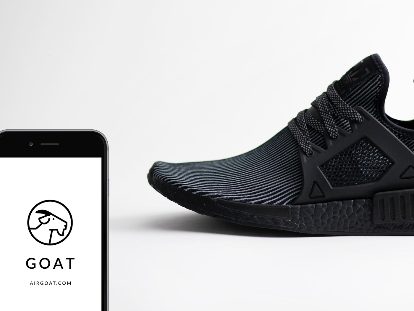GOAT app sneakers resell