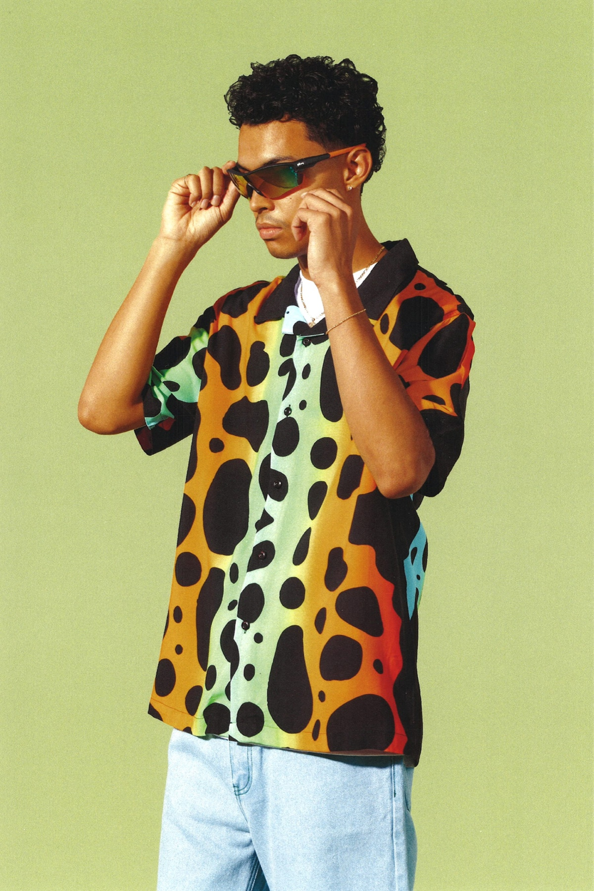 GOLF WANG FALL 2020 SHIRT