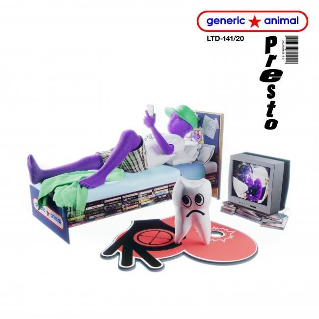 "Generic Animal - ""Presto"""