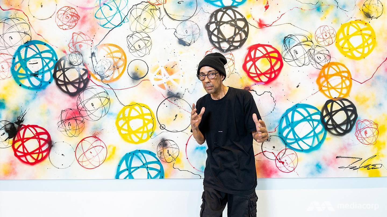 Graffiti Artist Futura