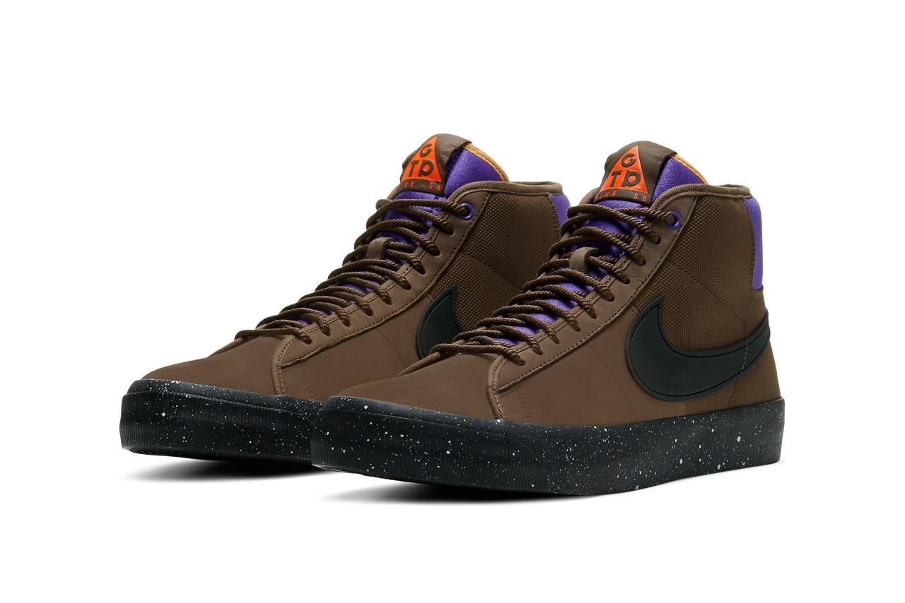 "Grant Taylor x Nike SB Blazer Mid Pro GT ""ACG"""