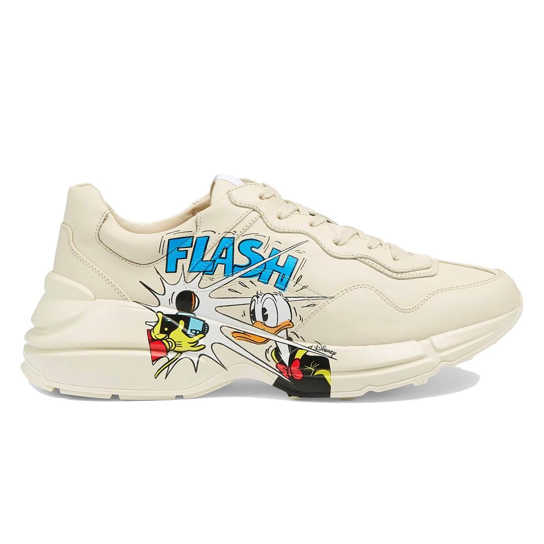 Gucci x Disney Paperino sneakers