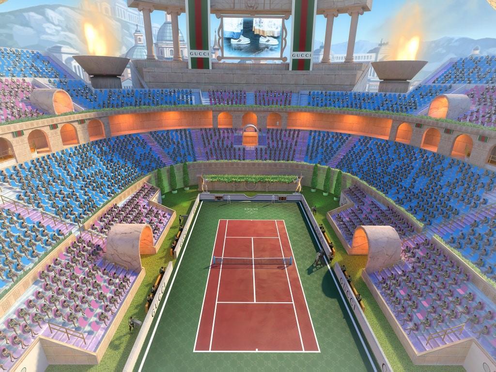 Gucci Tennis Clash