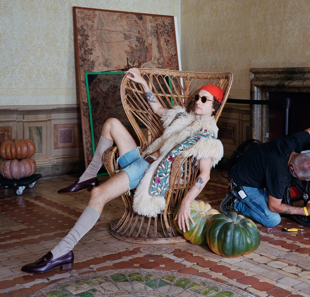 Gucci The Epilogue campaign