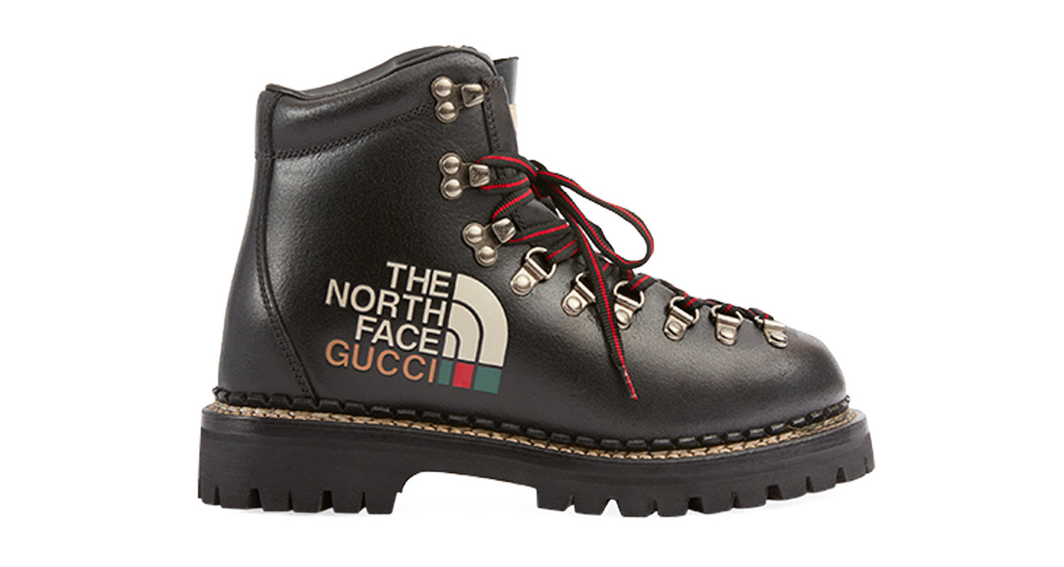 "Gucci x The North Face ""Black Boots"""