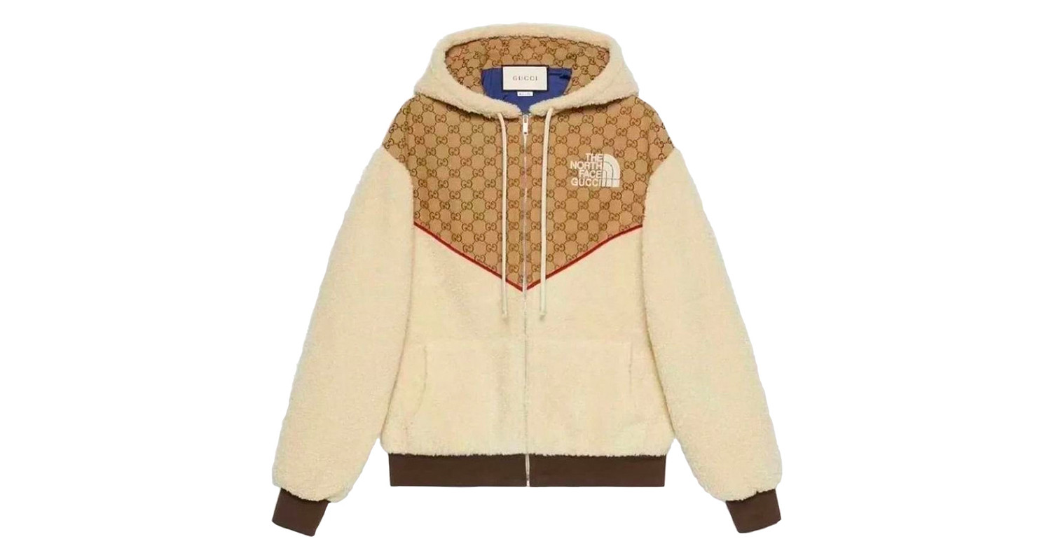 "Gucci x The North Face ""Fleece Jacket"""