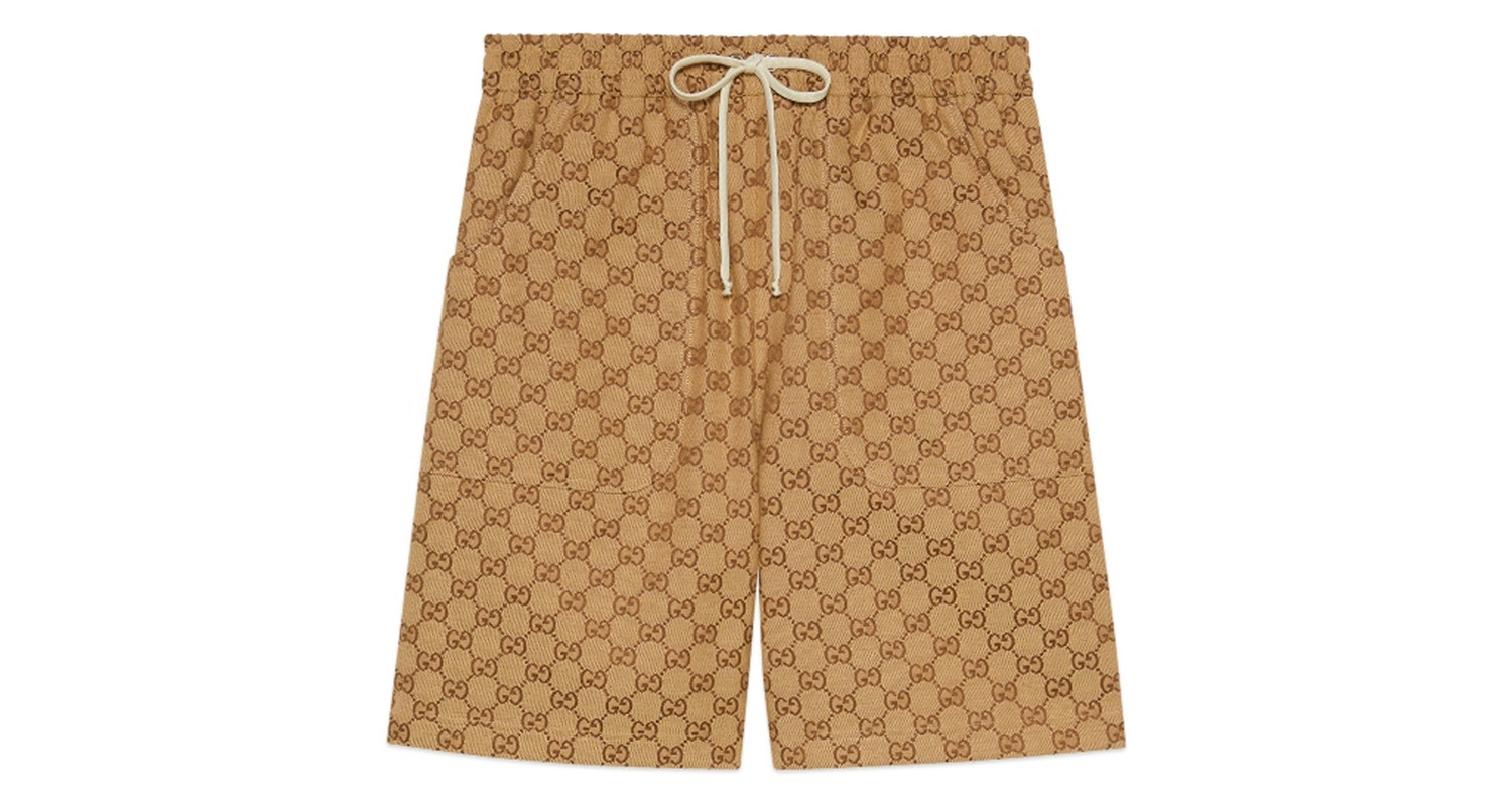 "Gucci x The North Face ""Jacquard Shorts"""