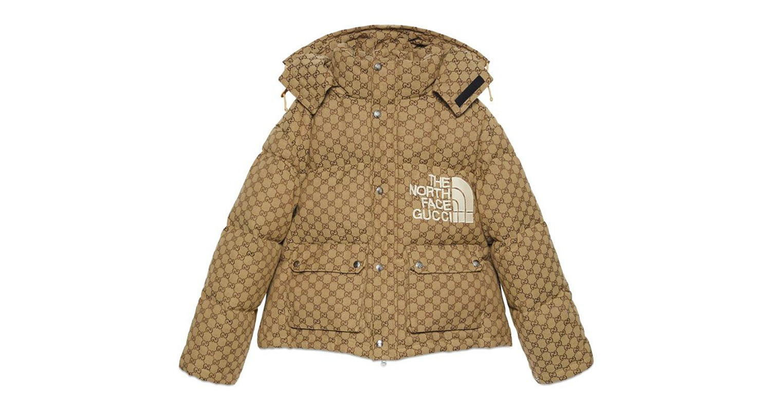 "Gucci x The North Face ""Print Jacket"""