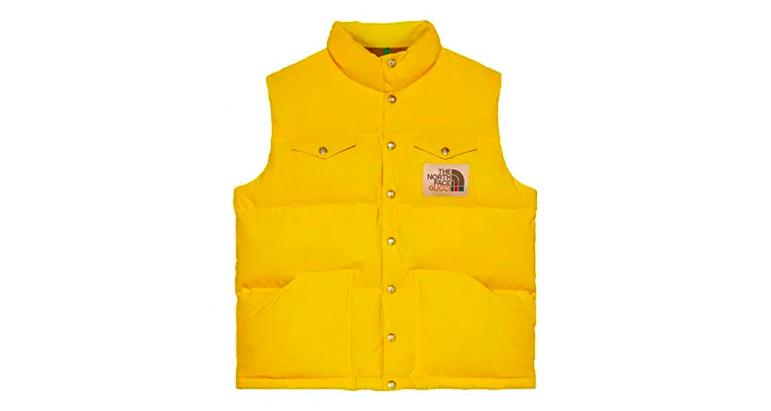 "Gucci x The North Face ""Yellow Vest"""