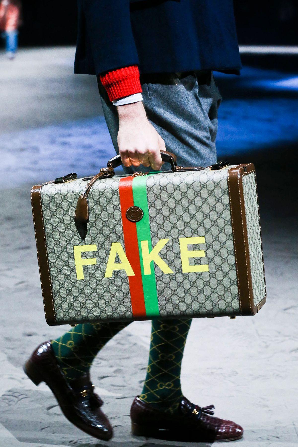 Gucci fake/not bag