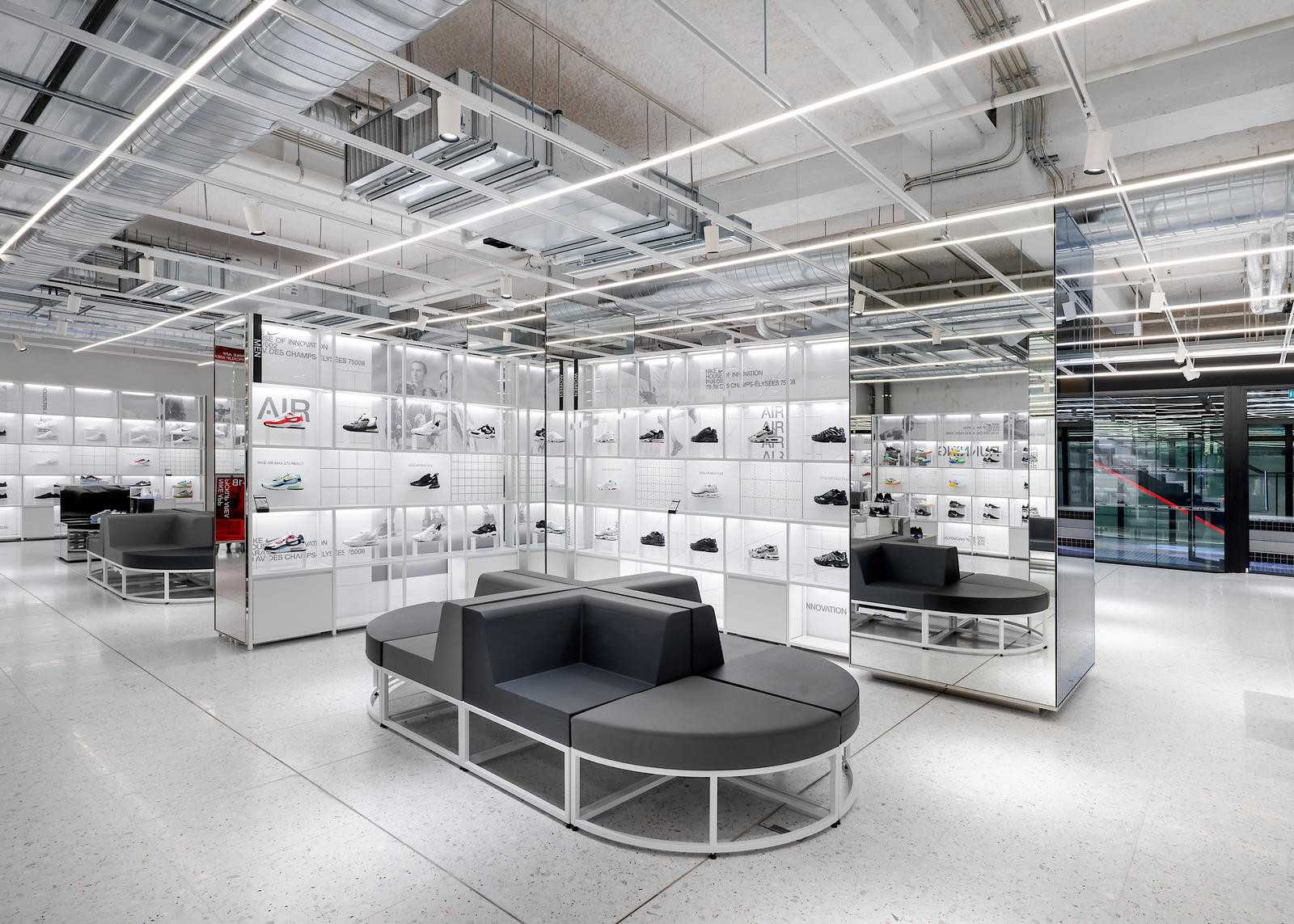 Nike House of Innovation Sneaker Lab