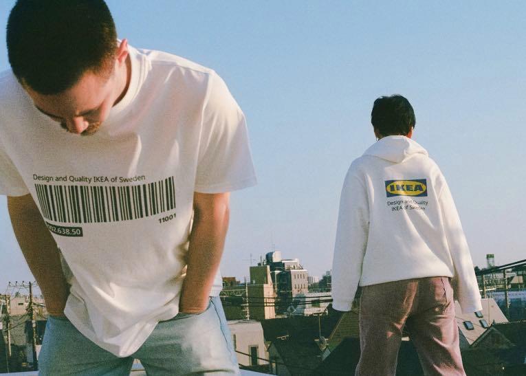 T-shirt e Hoodie IKEA