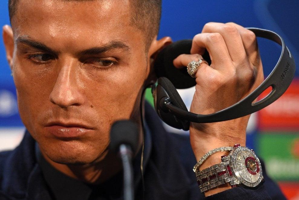Jacob & Co gioielliere  Ronaldo
