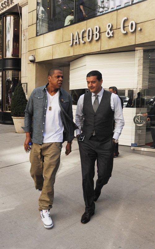 Jacob & Co gioielliere rapper Jay Z