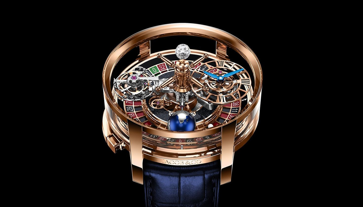 "Jacob & Co ""Astronomia Casino"""