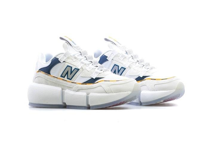 Jaden Smith New Balance Vision Racer White