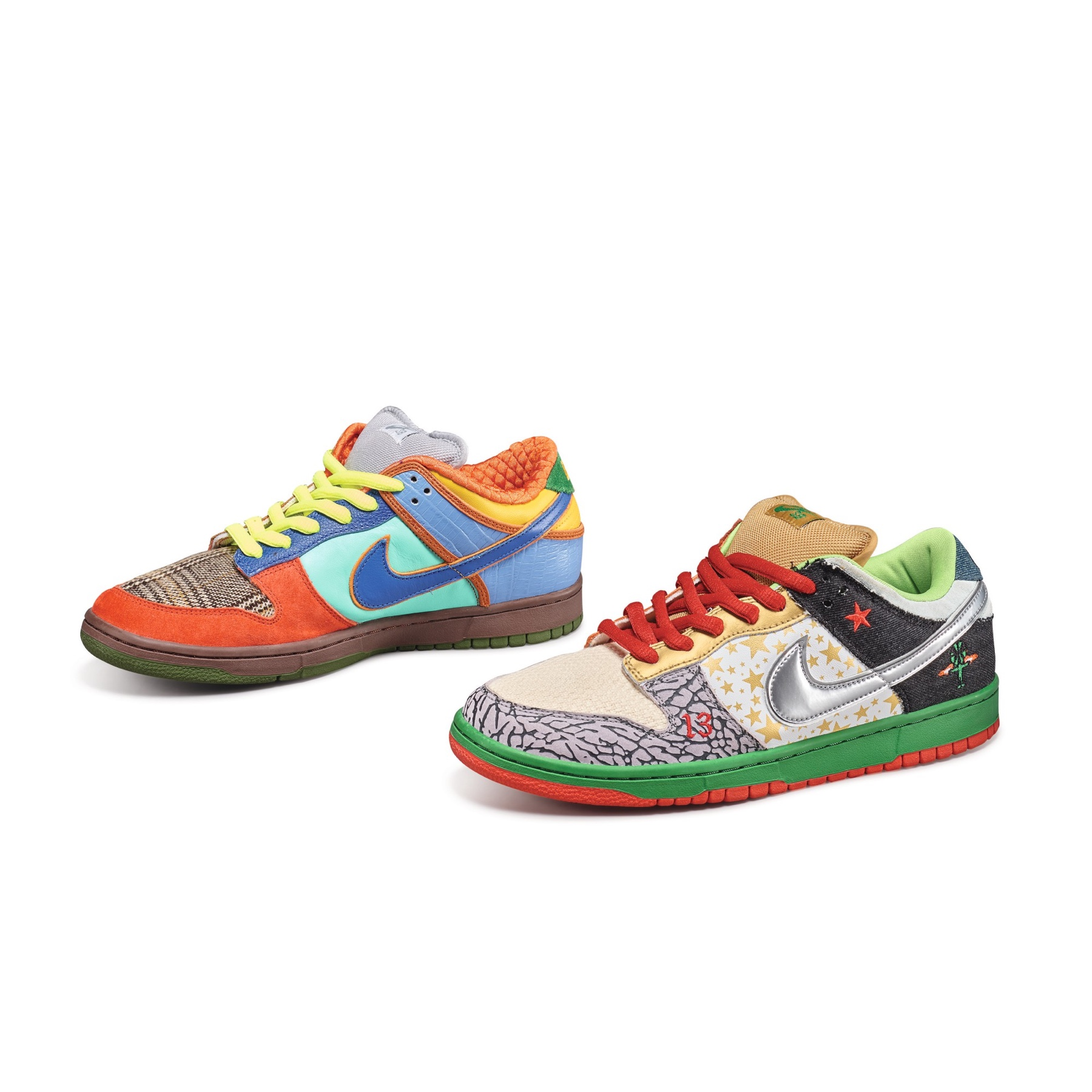 James Arizumi x Nike SB Dunk Low Pro What the Dunk