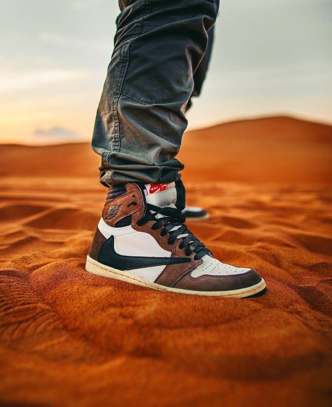 Travis Scott x Air Jordan 1 High