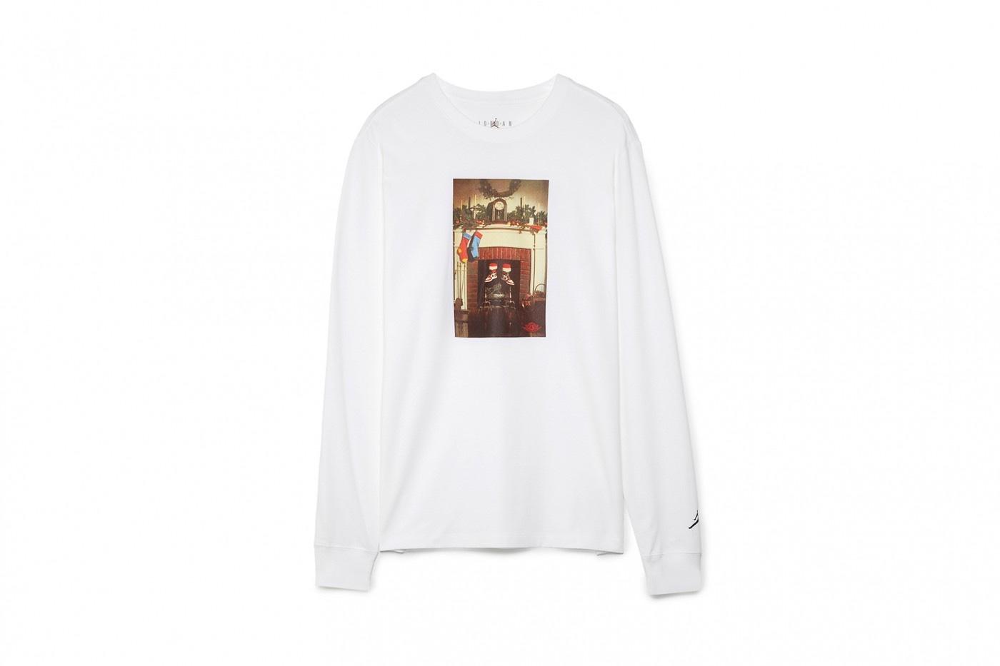 Jordan Brand Ugly Christmas Sweater long sleeve