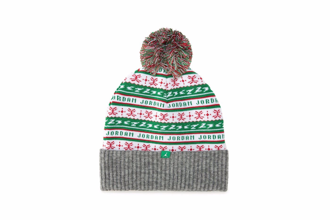 Jordan Brand Ugly Christmas Sweater beanie