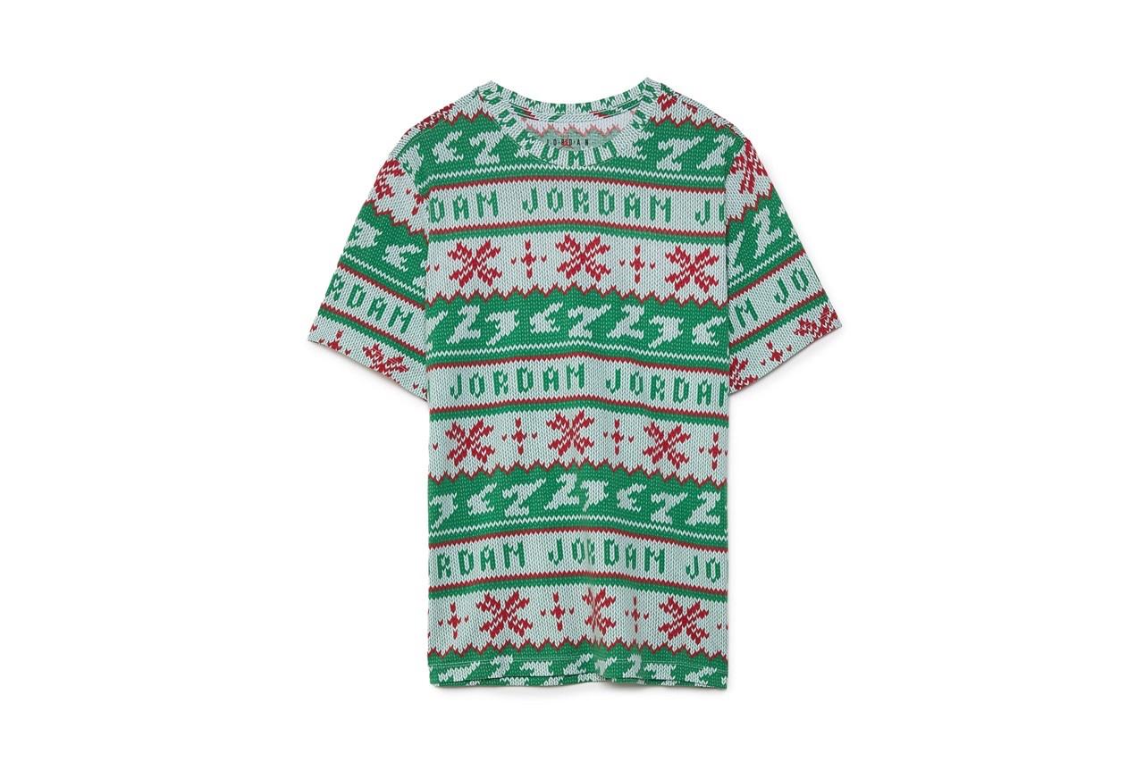 Jordan Brand Ugly Christmas Sweater T-shirt