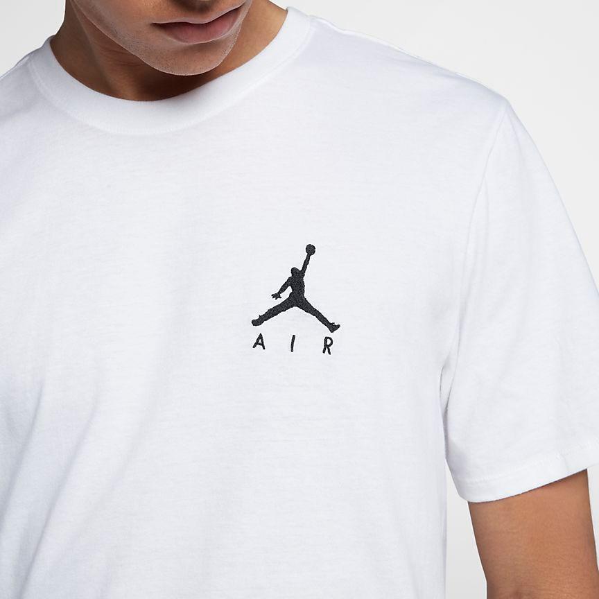 Jordan Brand T-Shirt Bianca