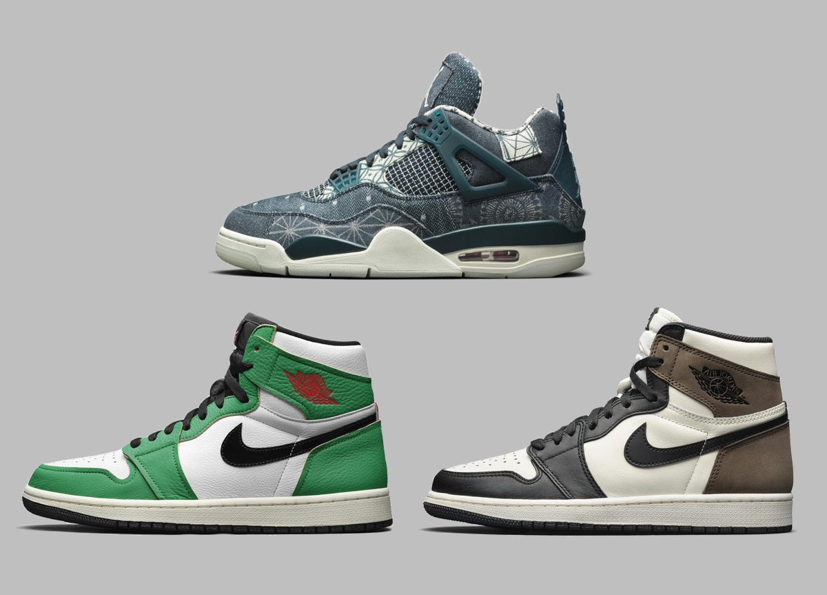 Jordan Brand line-up holiday 2020