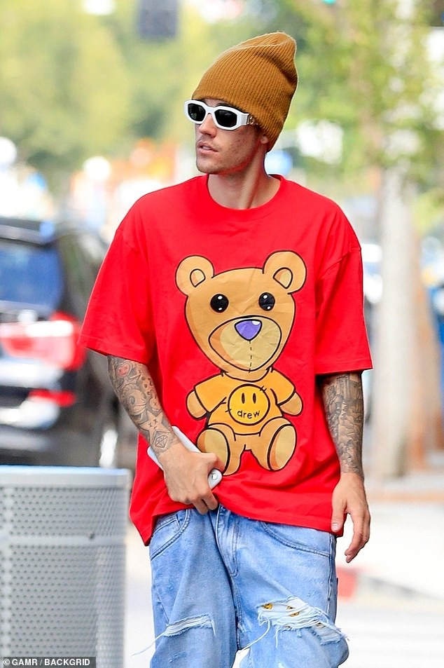 Justin Bieber Drew House