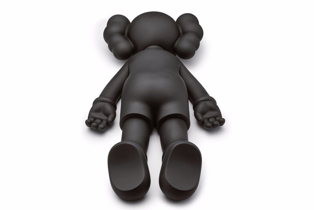 KAWS COMPANION figure 2020 black