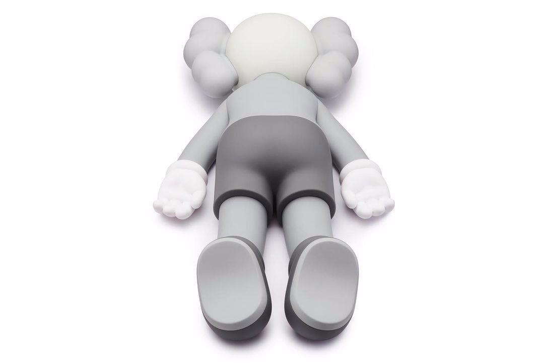 KAWS COMPANION figure 2020 grey