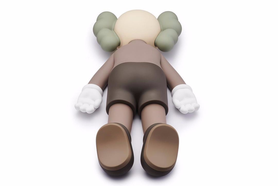 KAWS COMPANION figure 2020 brown