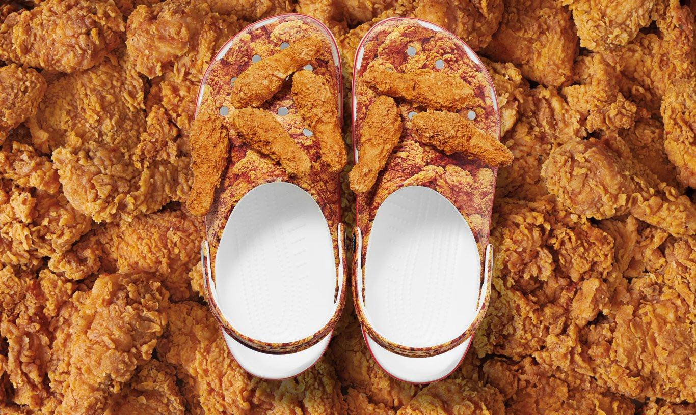 KFC x Crocs Clog