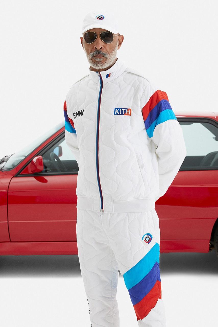 KITH x BMW Jacket pants