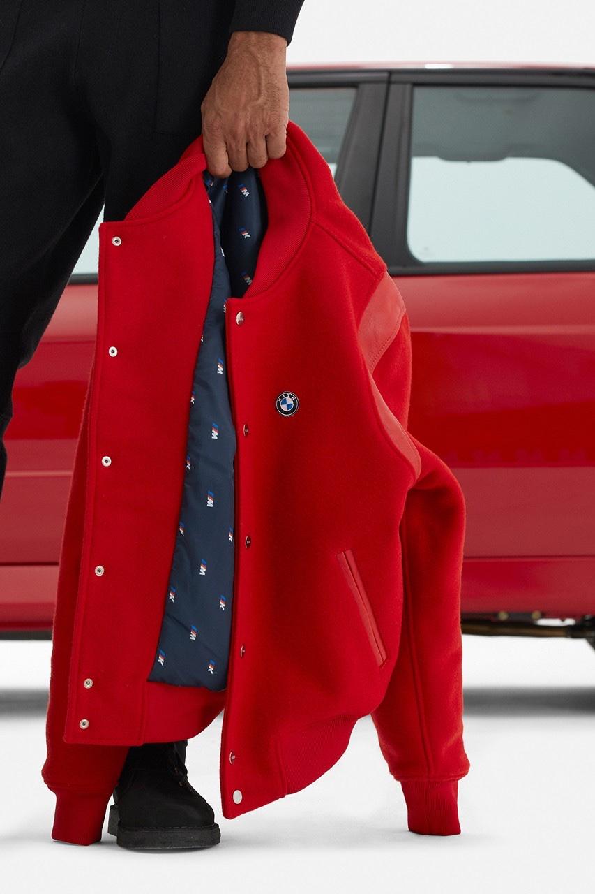Jacket KITH x BMW