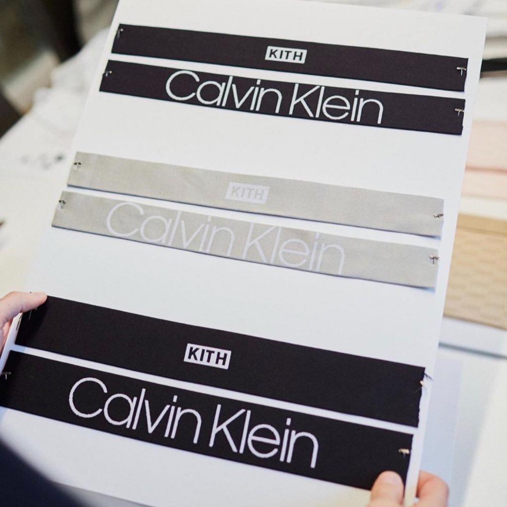 KITH x Calvin Klein