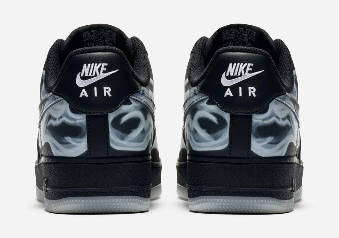 """Nike AF1 """"Skeleton"""""""