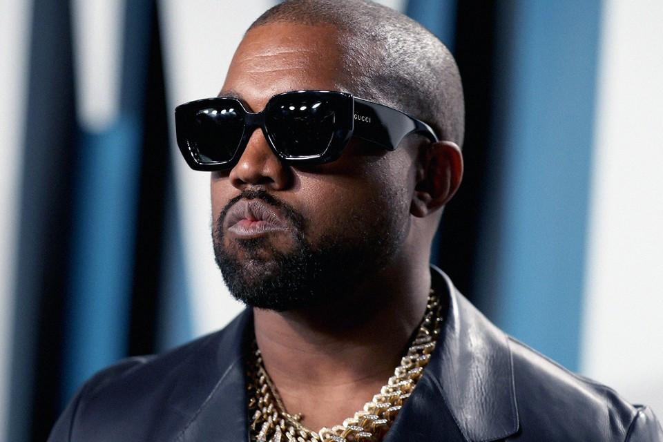 Kanye West occhiali gucci