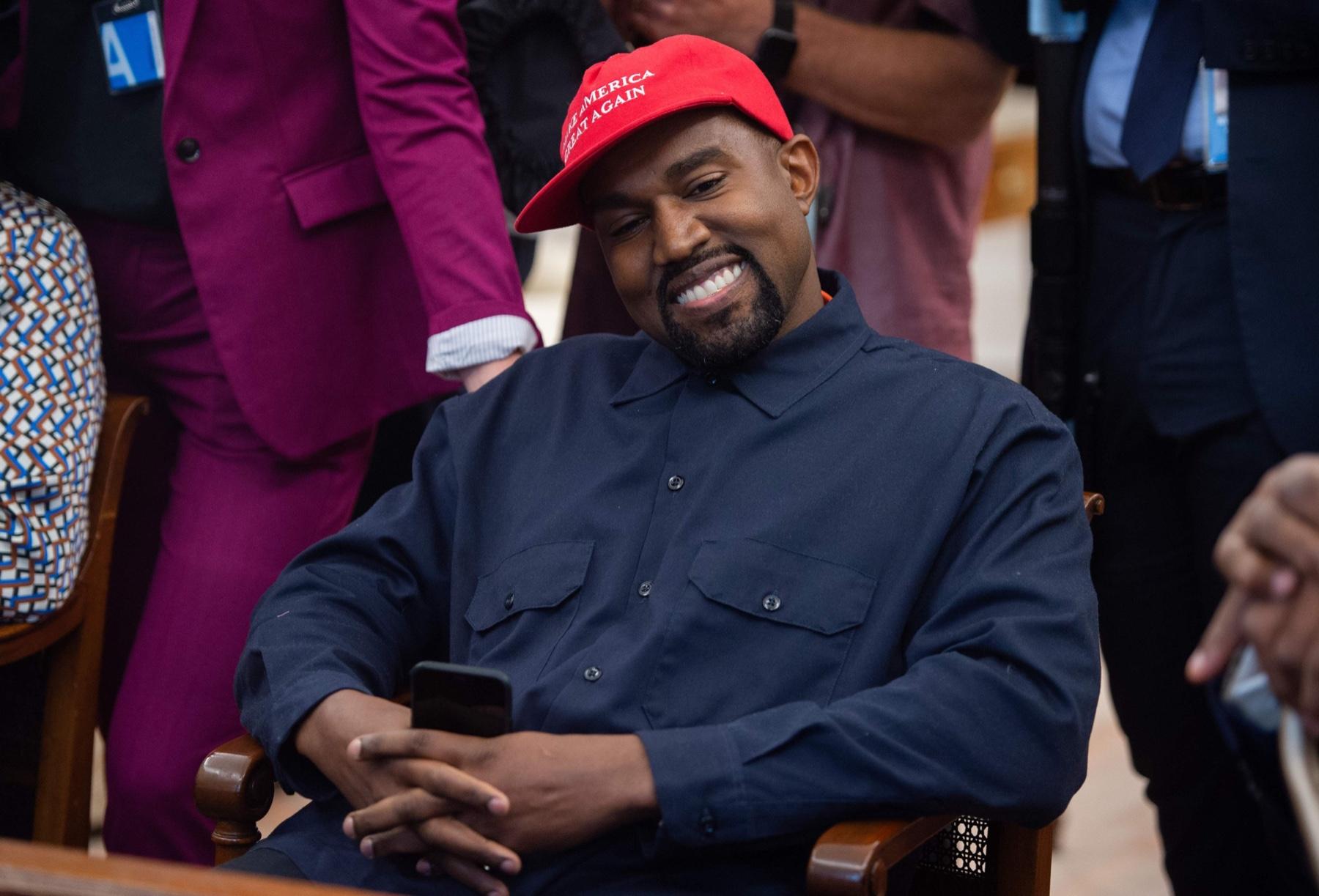 Kanye West president