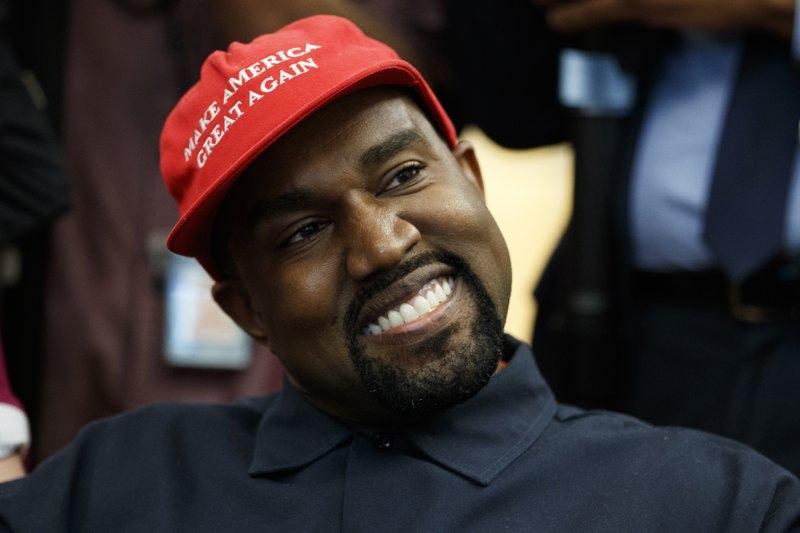 Kanye West Cap