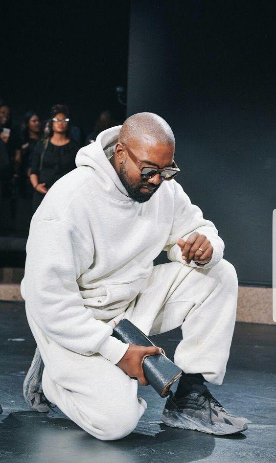 Kanye West show
