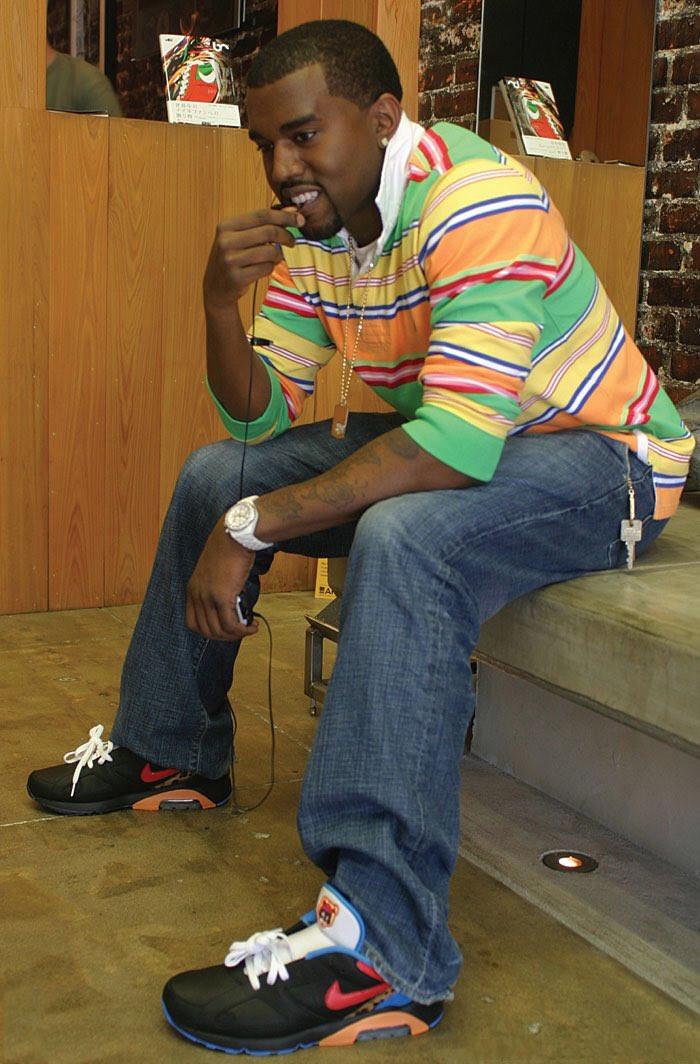 Kanye West Air Max 180