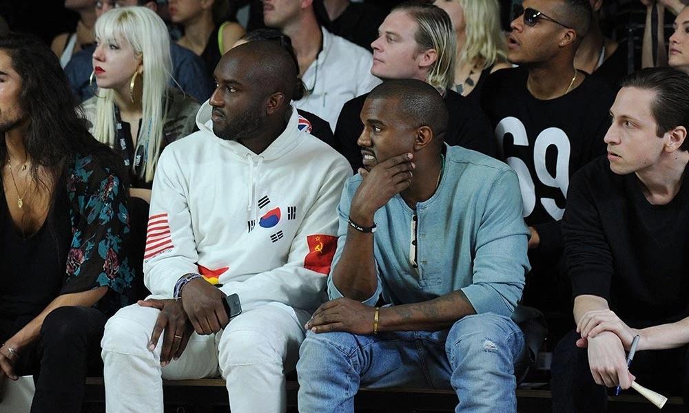 Kanye West e Virgil Abloh