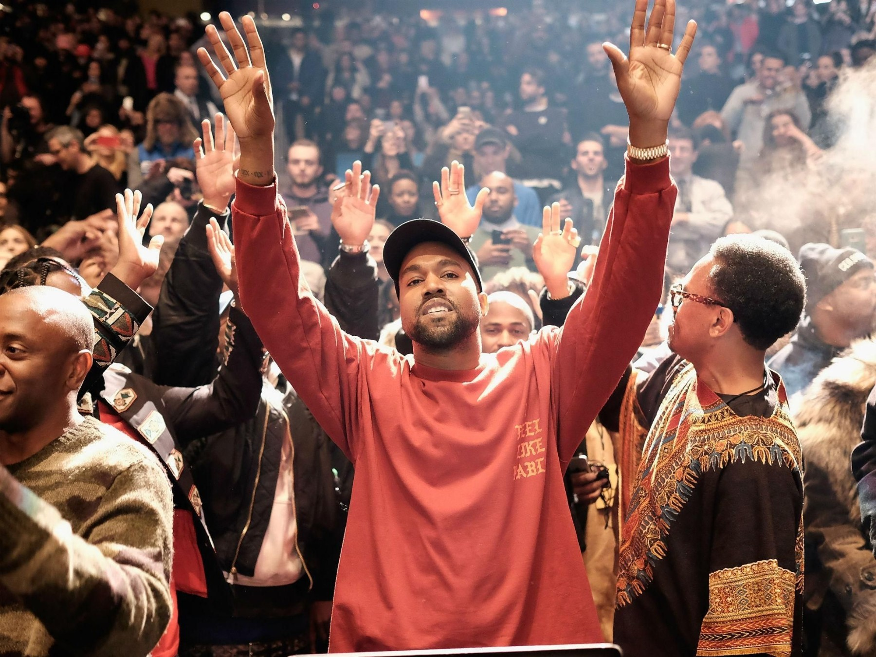 Kanye West nuovo singolo Wash Us In The Blood
