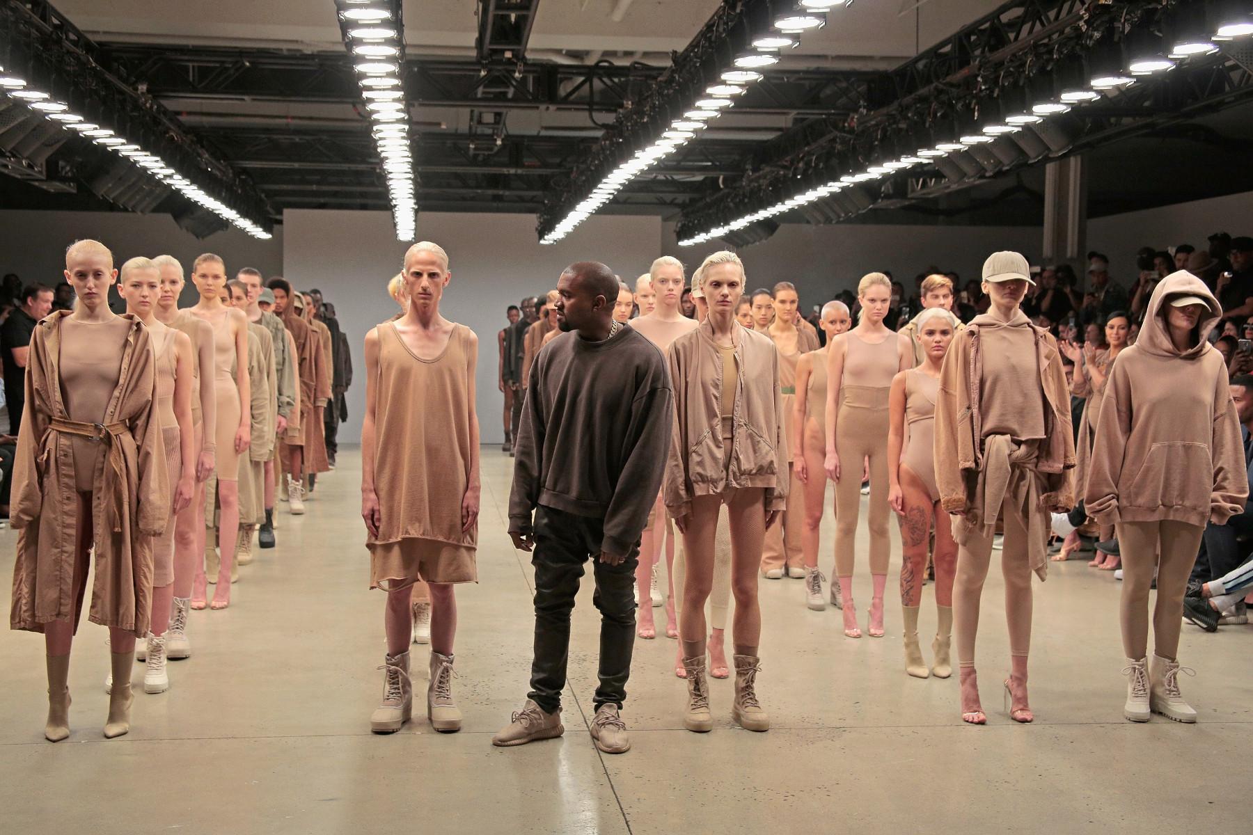 Kanye West YEEZY SEASON Show