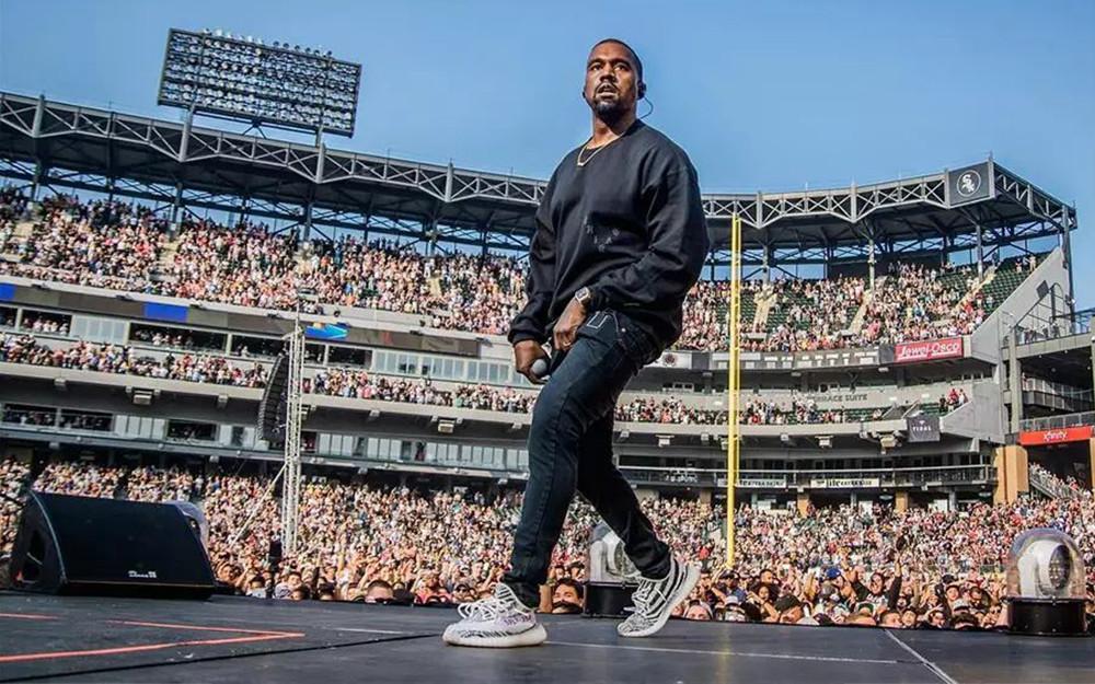 Kanye West YEEZY Zebra