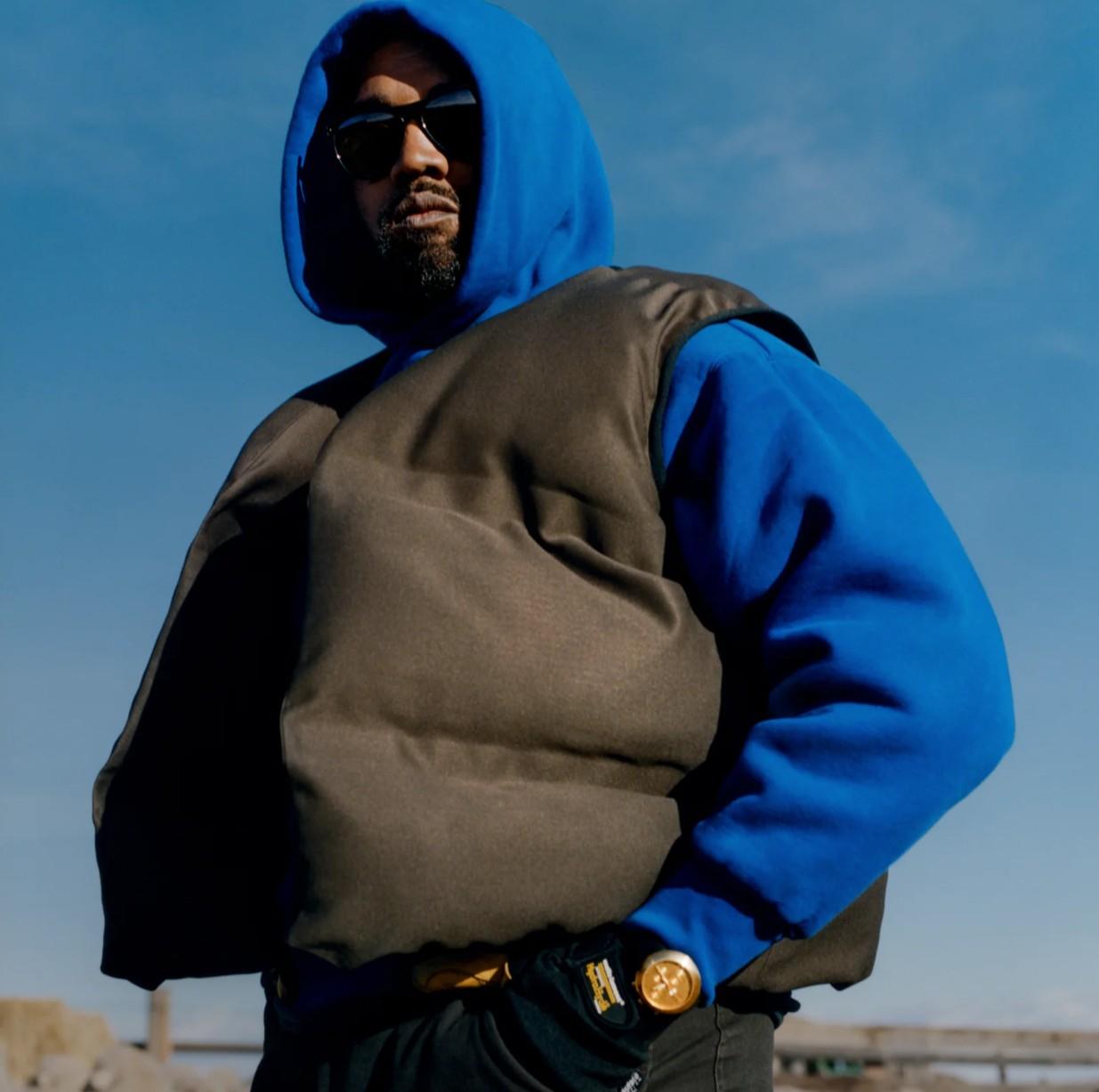 Kanye West Abbigliamento